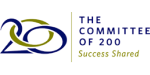 The Committee of 200 Protege Program logo