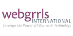 Webgrrls International logo