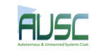 Autonomous and Unmanned Systems Cluster logo