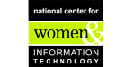 National Center for Women & Information Technology (NCWIT) logo